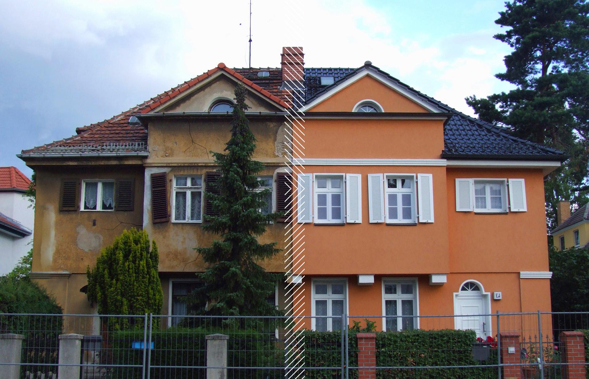 Hausrenovierung